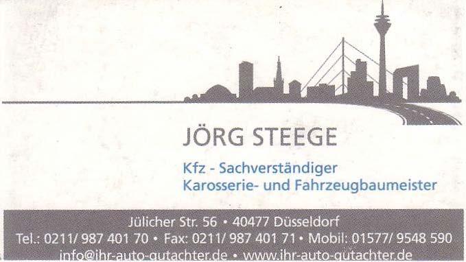 Kfz-Sachverständiger - Jörg Steege