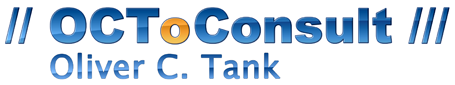 OCToConsult - Oliver C. Tank